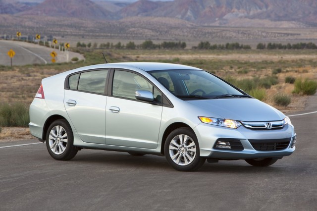 Honda Ends Three Green Models For 2015 Insight Fit Ev Fcx Clarity