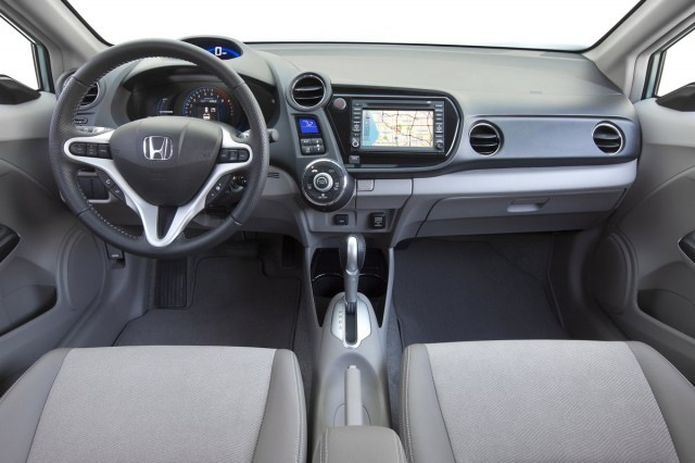 Honda Ends Three Green Models For 2015: Insight, Fit EV ...