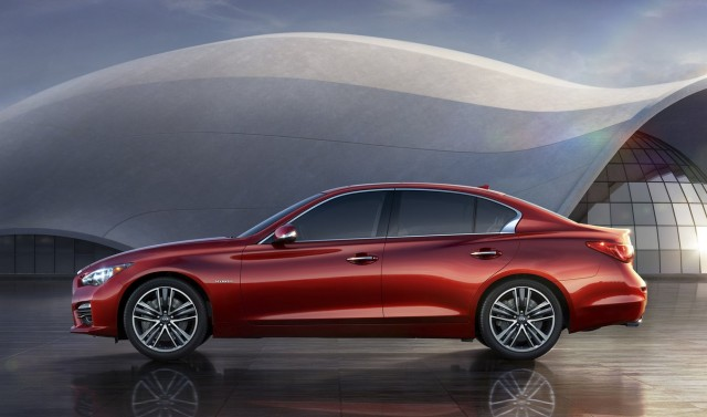 2014 infiniti q50 review ratings specs prices and photos the car connection. Black Bedroom Furniture Sets. Home Design Ideas