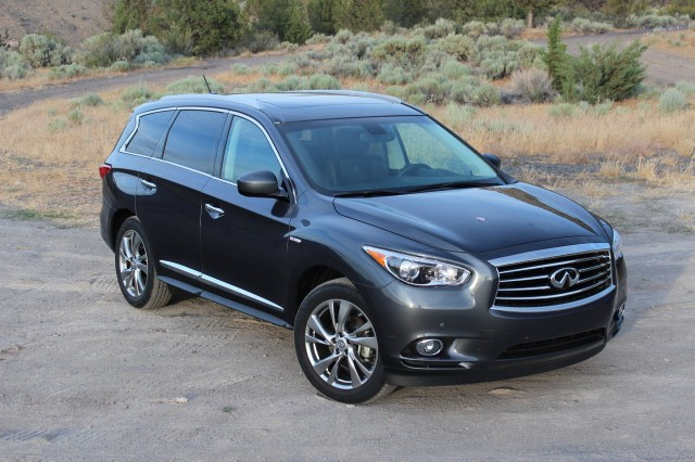 infiniti qx60 hybrid gone from 2015 lineup. Black Bedroom Furniture Sets. Home Design Ideas