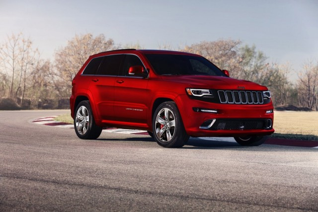2014 Jeep Grand Cherokee Debuts With Fresh Styling, Eight-Speed Auto