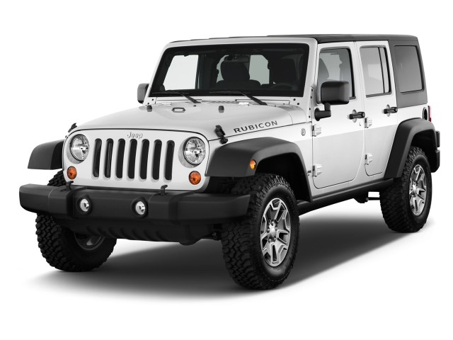 Jeep Wrangler 4 Door 2014
