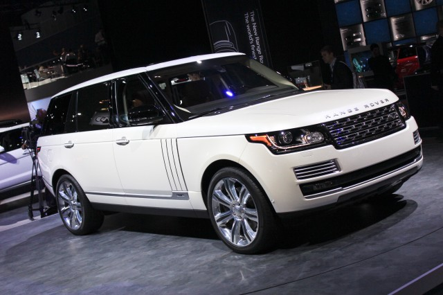 New And Used Land Rover Range Rover For Sale The Car