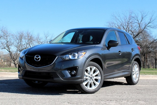 2014 mazda cx 5 first drive gallery 1 the car connection. Black Bedroom Furniture Sets. Home Design Ideas