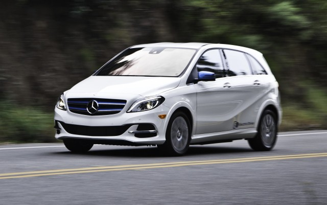 Germany to boost incentives toward 1 million electric car for Mercedes benz b class 2014