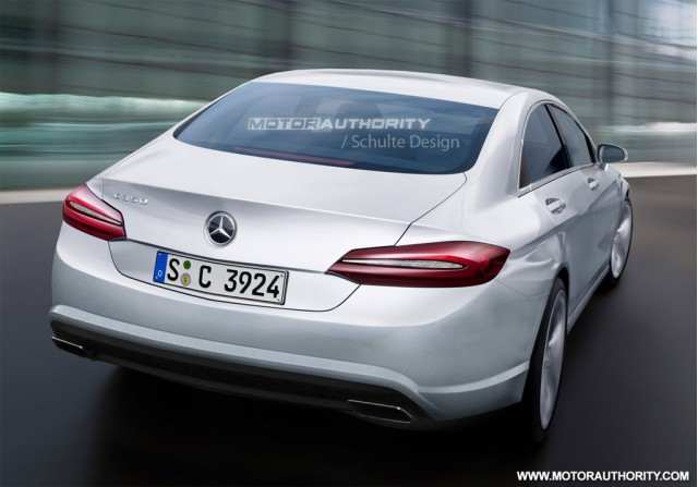 2015 Mercedes-Benz CLS Release Date