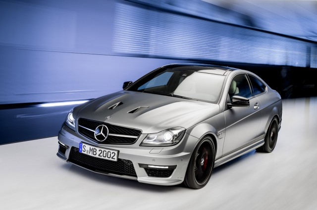 2014 mercedes benz c63 amg coupe edition 507 for Mercedes benz c63 amg 507 edition 2015