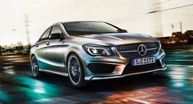 2014 mercedes benz cla class leaked. Black Bedroom Furniture Sets. Home Design Ideas