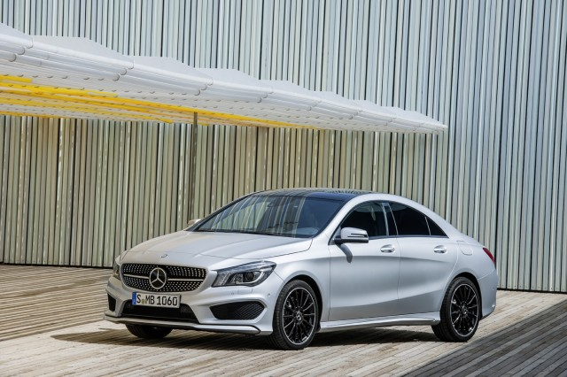 2014 Mercedes-Benz CLA 250 #8613960