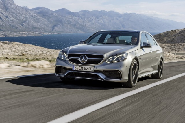 The new 2014 mercedes benz e63 amg now with standard for 2013 mercedes benz e63 amg