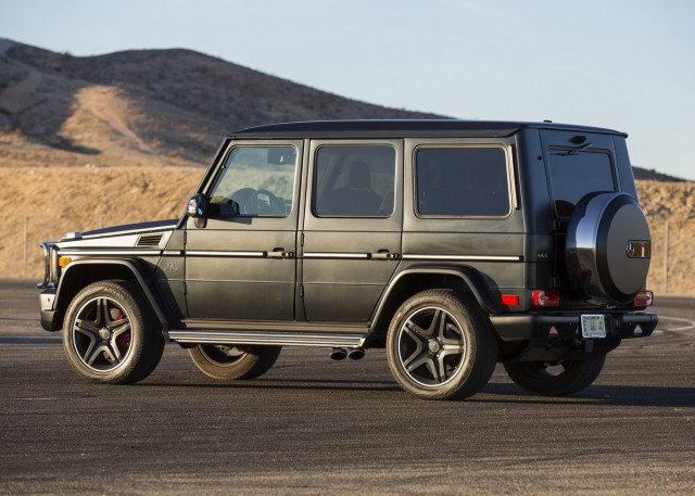 Mercedes Benz G Class Overhaul Coming In 2017 Report