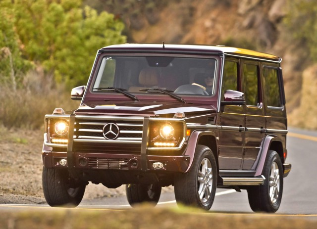 2014 mercedes benz g class review. Cars Review. Best American Auto & Cars Review