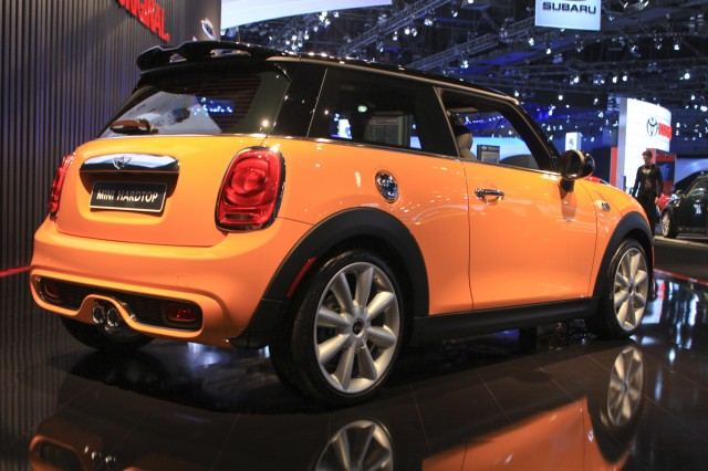 2014 MINI Cooper S, 2013 Los Angeles Auto Show #8738870