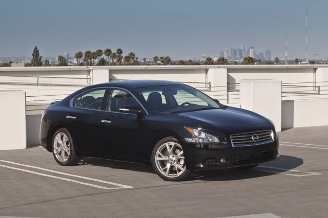 new and used nissan maxima for sale the car connection. Black Bedroom Furniture Sets. Home Design Ideas