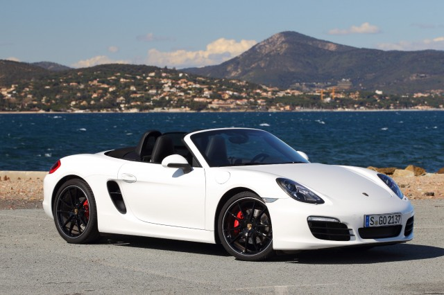 New And Used Porsche Boxster For Sale The Car Connection