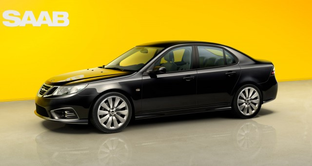 First Electric Saab 9-3 Models Built, Will Go To China ...