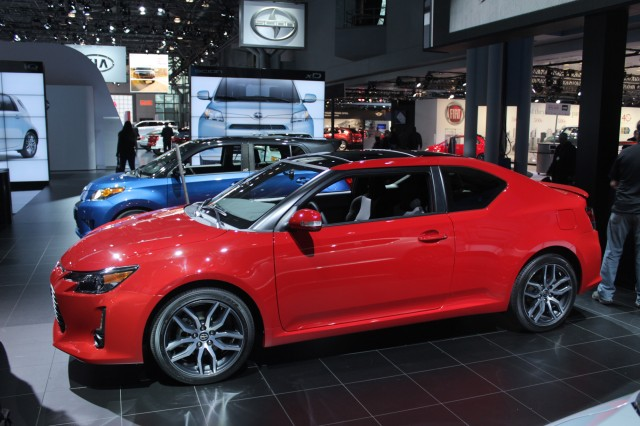 2014 scion tc review ratings specs prices and photos. Black Bedroom Furniture Sets. Home Design Ideas