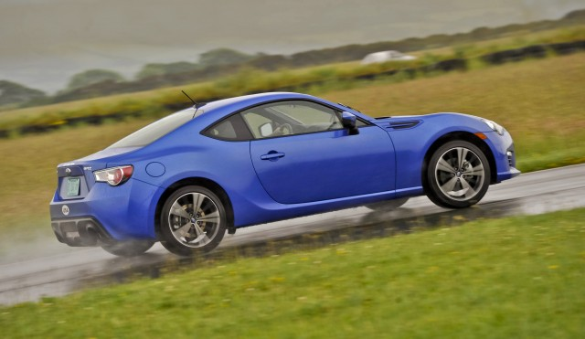 2014 Subaru Brz Review Ratings Specs Prices And Photos