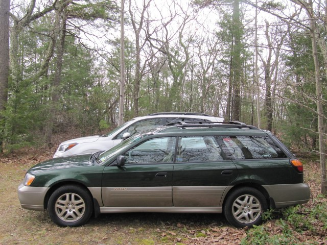 Subaru Outback Size Comparison >> 2014 Subaru Forester: Today's Compact Crossover Was Mid-Size In 2000