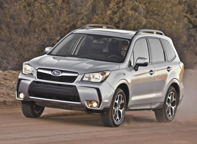 2014 subaru forester 2 0xt turbo first drive gallery 1. Black Bedroom Furniture Sets. Home Design Ideas