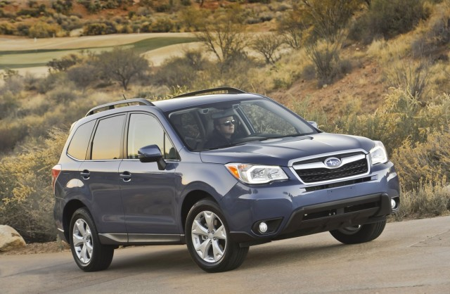 2014 Subaru Forester: First Drive, Gallery 1