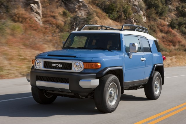 New And Used Toyota Fj Cruiser For Sale The Car Connection