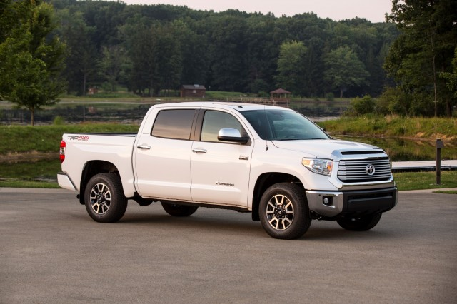 New And Used Toyota Tundra For Sale The Car Connection
