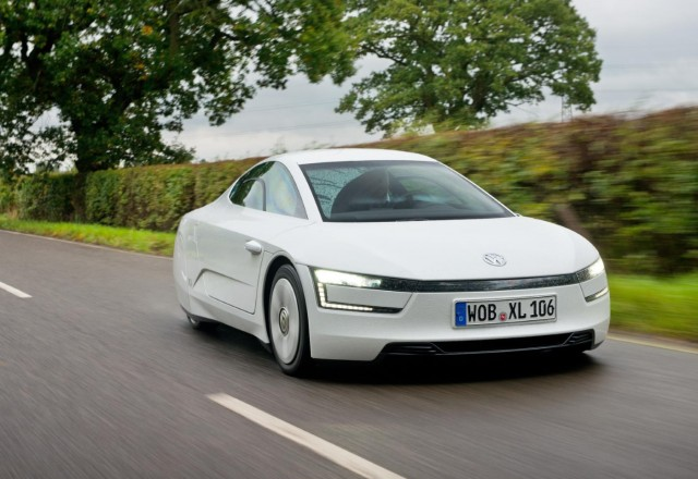 Next Generation Vw Golf Looks To Xl1 Eco Car For Better Mpg