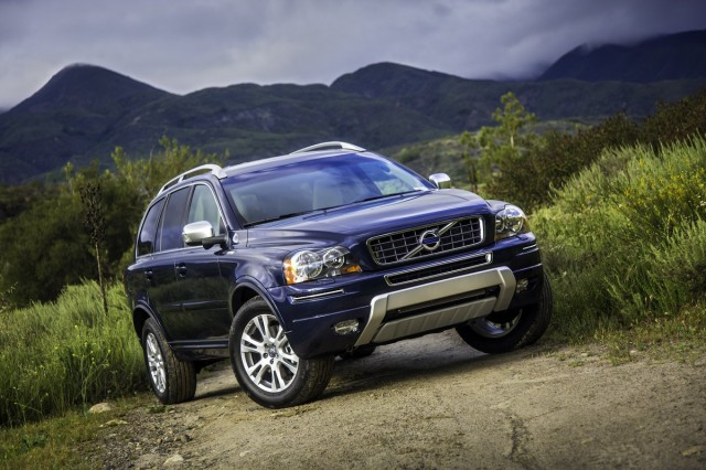 2014 volvo xc90 review ratings specs prices and photos the car connection. Black Bedroom Furniture Sets. Home Design Ideas