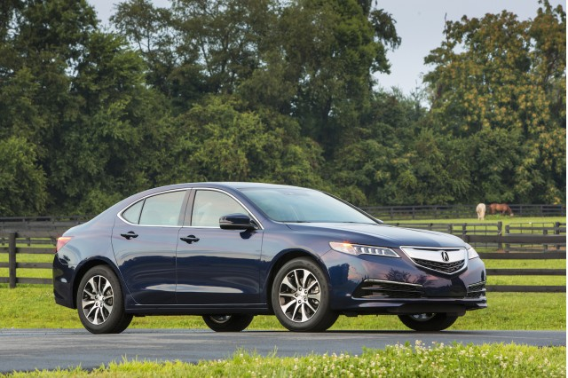 2015 acura tlx best car to buy 2015 nominee. Black Bedroom Furniture Sets. Home Design Ideas