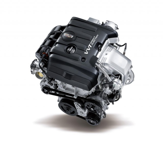 2015 cadillac ats coupe 2 0t gets increased torque output. Black Bedroom Furniture Sets. Home Design Ideas