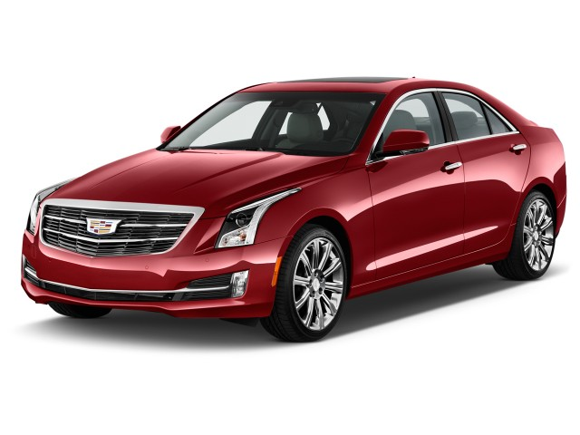 New And Used Cadillac Ats Sedan For Sale The Car Connection