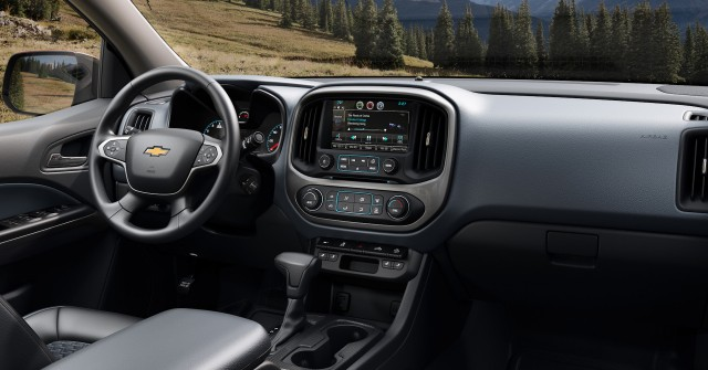 2015 Chevrolet Colorado Z71 #7827213