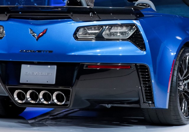 Corvette Zora Zr1 Concept Shows Us What A Mid Engine Corvette Pictures