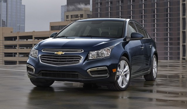 Chevy Cruze Diesel For Sale >> New 2016 Chevy Cruze To Sell Alongside Older 'Cruze Limited'