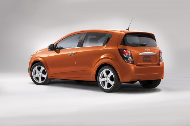 2015 chevrolet sonic chevy review ratings specs prices and photos the car connection