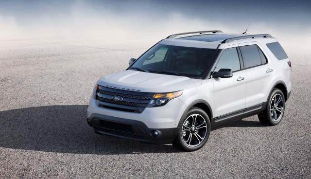 2015 ford explorer review ratings specs prices and photos the car connection. Black Bedroom Furniture Sets. Home Design Ideas