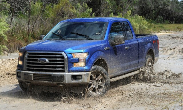 2015 ford f 150 gas mileage best among gasoline trucks. Cars Review. Best American Auto & Cars Review