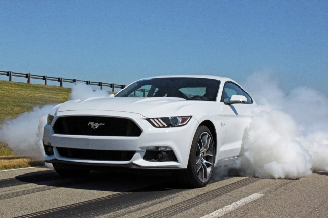 Racing Your Mustang Will Void Its Warranty Despite Line Lock