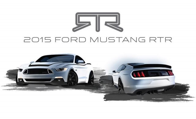 Ford Mustang 2015 Price 2015 Ford Mustang Rtr Teaser