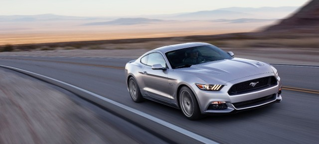2015 Ford Mustang GT #9480437