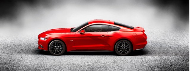 2015 Ford Mustang GT #8570403