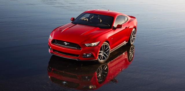 2015 Ford Mustang GT #8446927