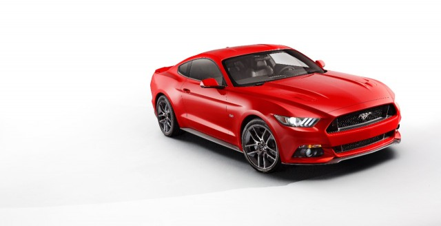 2015 Ford Mustang GT #7099396