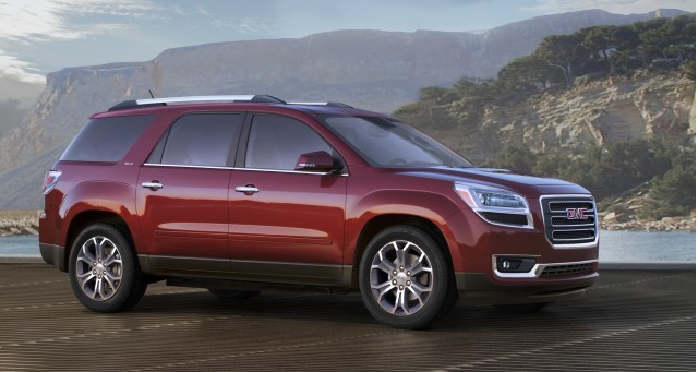 New And Used Gmc Acadia For Sale The Car Connection