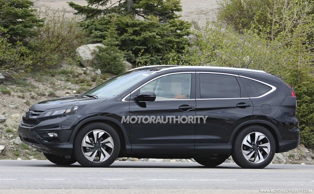 check out the updated 2015 honda cr v touring pictures