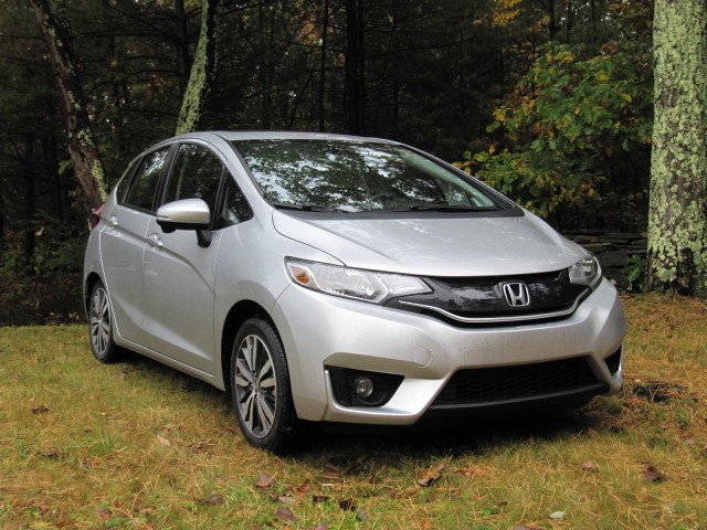 2015 honda fit gas mileage true 40 mpg subcompact or not page 2. Black Bedroom Furniture Sets. Home Design Ideas