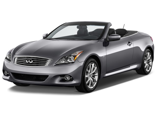 New And Used Infiniti Q60 Convertible For Sale The Car