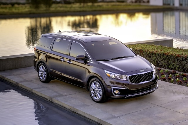 2015 kia sedona review ratings specs prices and photos the car connection. Black Bedroom Furniture Sets. Home Design Ideas