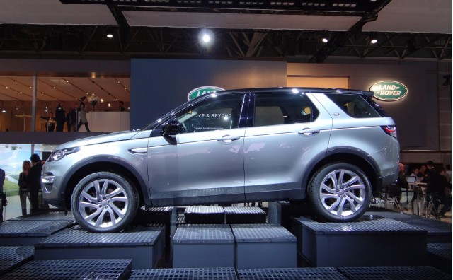 Land Rover Discovery Sport Vs 2015 Volvo XC60 The  | 2015 VOLVO CAR